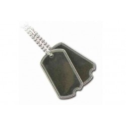 Highlander Stainless Steel Dog Tags
