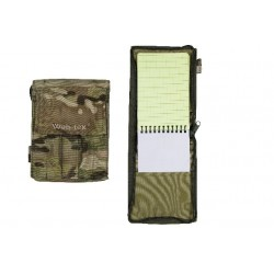Web-tex Multicam A6 Notepad Holder