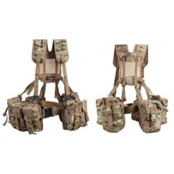 Multicam PLCE Webbing Set