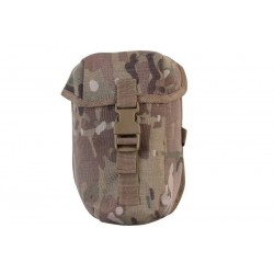 Water Bottle Pouch Multicam