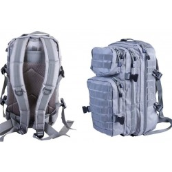 Small MOLLE Assault Pack Grey