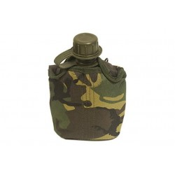 Highlander Plastic Camo Water Bottle