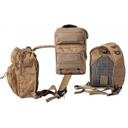 Mini MOLLE Recon Shoulder Bag Coyote Tan
