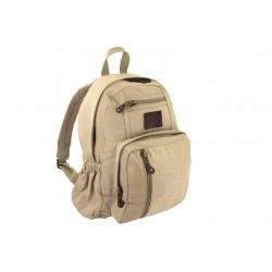 Highlander Salem Canvas Daysack Beige