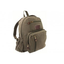 Highlander Salem Canvas Daysack Olive