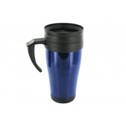 Highlander Double Wall Travel Mug Blue