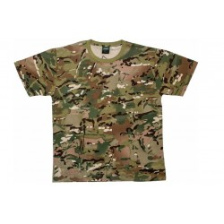 Highlander HMTC Camo T-Shirt Compatible with Multicam