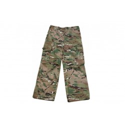 Kids Multicam Style Camo Trousers