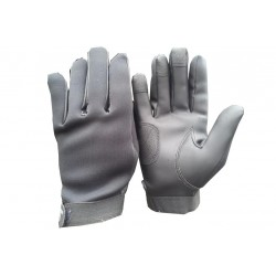 Highlander Neoprene Lightweight Stretchy Gloves Black