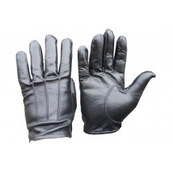 Highlander Lightweight Leather Glove Black