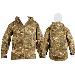 BTP Patriot Multicam Style Softshell Jacket with Hood