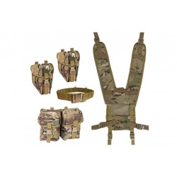 Highlander Webbing Set HMTC Multicam Compatible