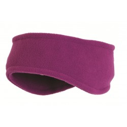 Highlander Fleece Headband Purple