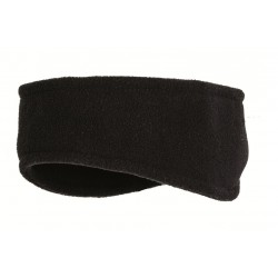 Highlander Fleece Headband Black
