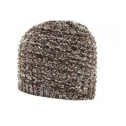 Highlander Womens Beanie Hat Brown