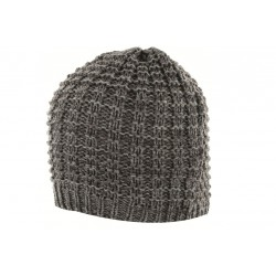 Highlander Womens Beanie Hat Grey