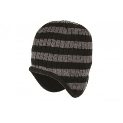 Highlander Cullin Ear Warmer Hat Grey