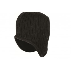 Highlander Cullin Ear Warmer Hat Black