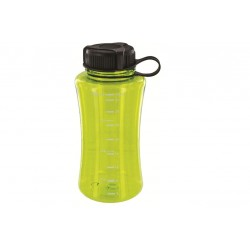 Highlander Polycarbonate Drinks Bottle Green 1litre