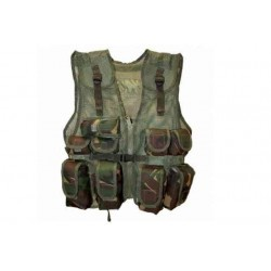 Kids Assault Vest Adjustable Fits all Ages