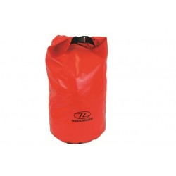 Highlander Tri-laminate Dry Bag Black