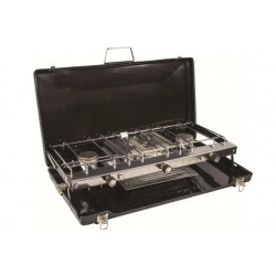 Highlander Folding Double Burner / Grill