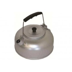 Highlander Traditional Silver Camping Kettle