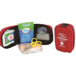 Highlander First Aid Mini Pack Red
