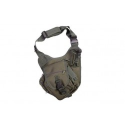 Tactical Shoulder / Side Bag Olive Green