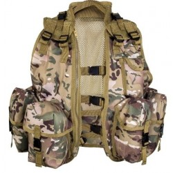 Pro-Force Cadet Tactical Assault Vest HMTC