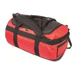 Highlander Waterproof Duffle Bag 65Litre Red