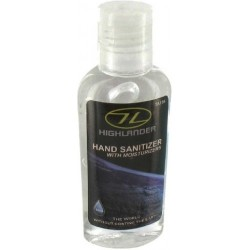 Highlander Anti Bacterial Hand Sanitizer Gel
