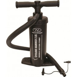 Highlander Cyclone Hammer Pump for Air Beds / Inflatables