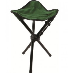 Highlander 3 Legged Folding Stool
