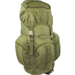 Pro-Force 25 litre Forces Rucksack Olive Green