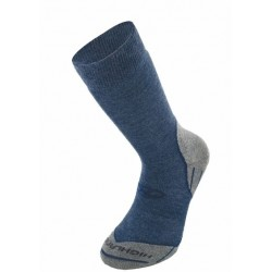 Highlander Coolmax Trekking / Hiking Sock Ladies Blue
