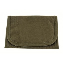 Highlander Walkabout Wallet Olive Military