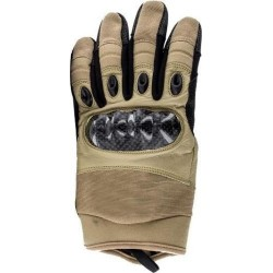 Highlander Leather Protective Gloves GL083 Tan