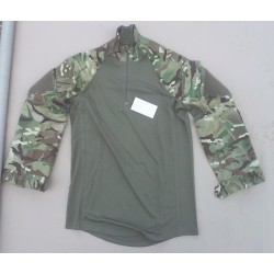 Genuine Surplus British Multicam UBAC Shirt Olive MTP NEW