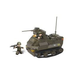 Sluban Armoured Vehicle  Military Bricks B0281