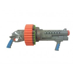 Air Warriors Ultra-Tek Sidewinder Foam Dart Blaster
