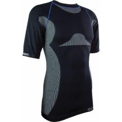 Highlander Thermotech Mens Baselayer Short Sleeve Top Wicking Vest Base (BL120)