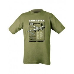 Kombat Lancaster T-Shirt Olive Soldier Forces Military Airsoft