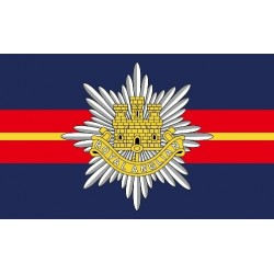 Royal Anglian Regiment Printed Polyester Flag 5'x3'