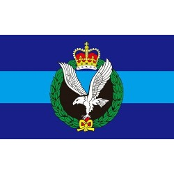 Army Air Corps Printed Polyester Flag 5'x3'
