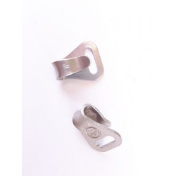 Replacement Gaiter Hook Set of 2 Alloy