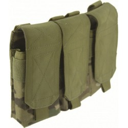 Highlander Triple Touch Fastening Mag Pouch multicam MTP