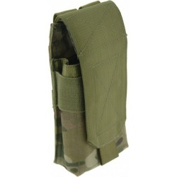 Highlander Single Touch Fastening Mag Pouch multicam MTP