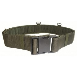 Highlander Pro-Force PLCE Webbing Belt Olive Green