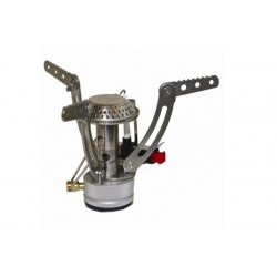 Highlander Compact Stove with Piezo (Valve)